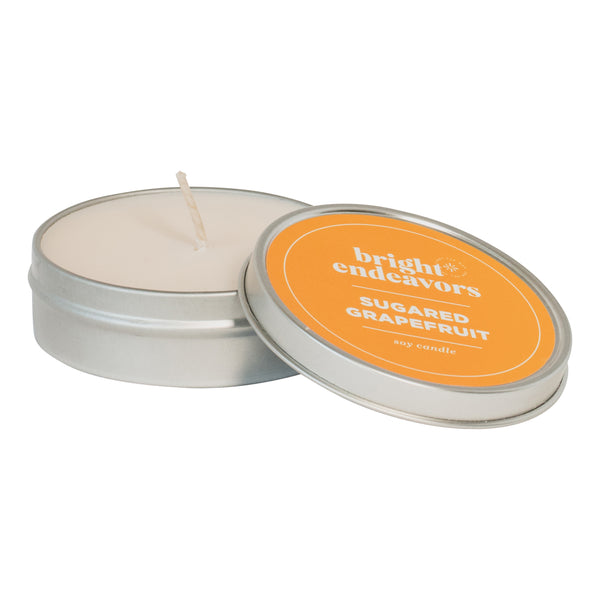 Sugared Grapefruit Candle