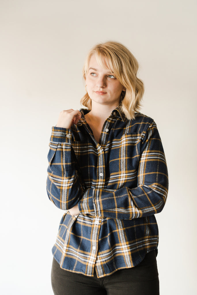 Wilder Flannel Shirt