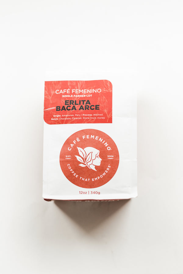 Erlita Baca Arce Whole Bean Coffee