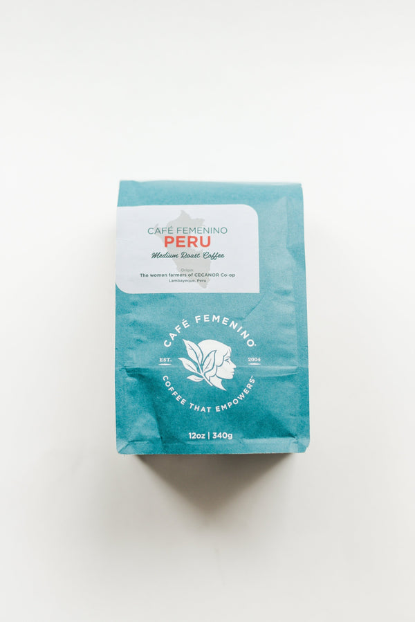 Peru Whole Bean Coffee
