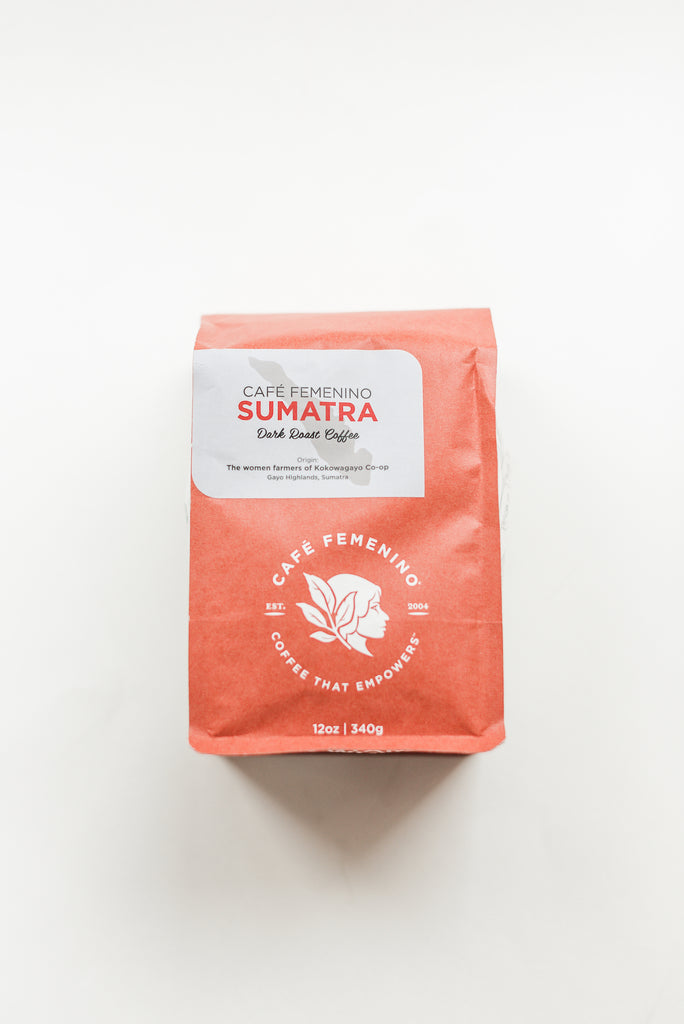 Sumatra Whole Bean Coffee