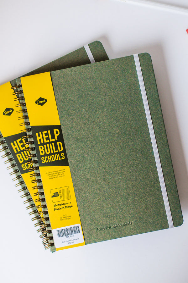Denik Hardcover Notebook