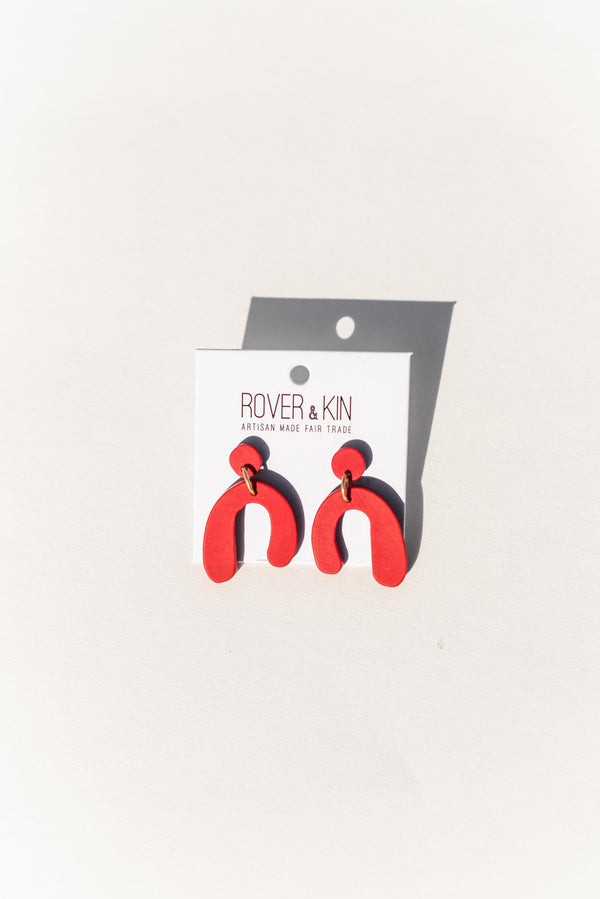 Baby Parabola Earrings