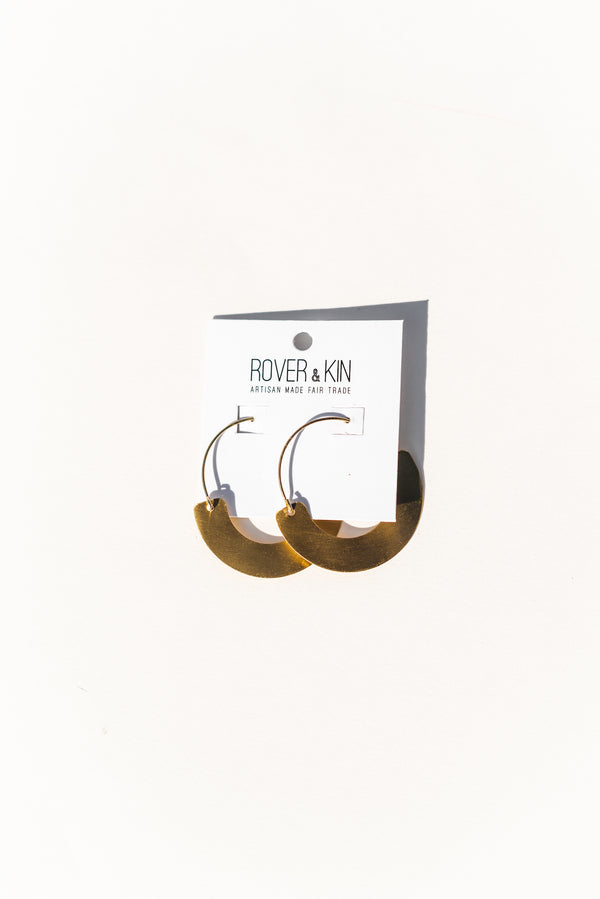 Everyday Hoop Earring