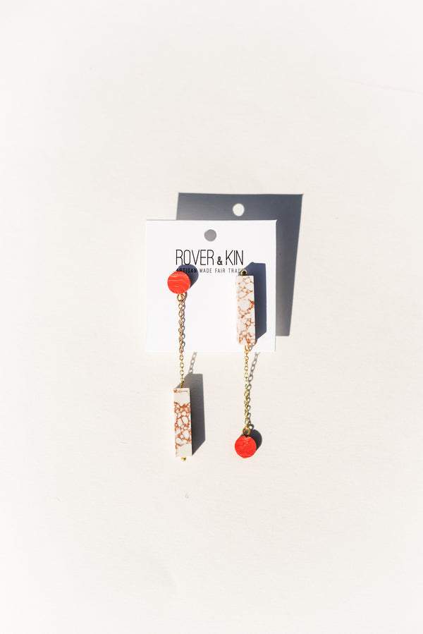 Reverse Clayworks Earrings
