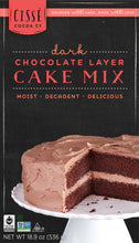 Dark Chocolate Layer Cake Mix - 3 pack