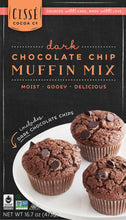 Dark Chocolate Chip Muffin Mix - 3 pack