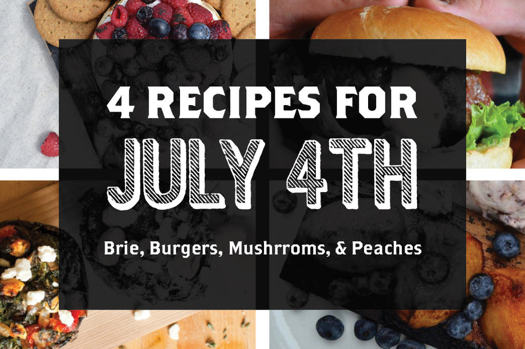 4 Recipes to Try this July 4th