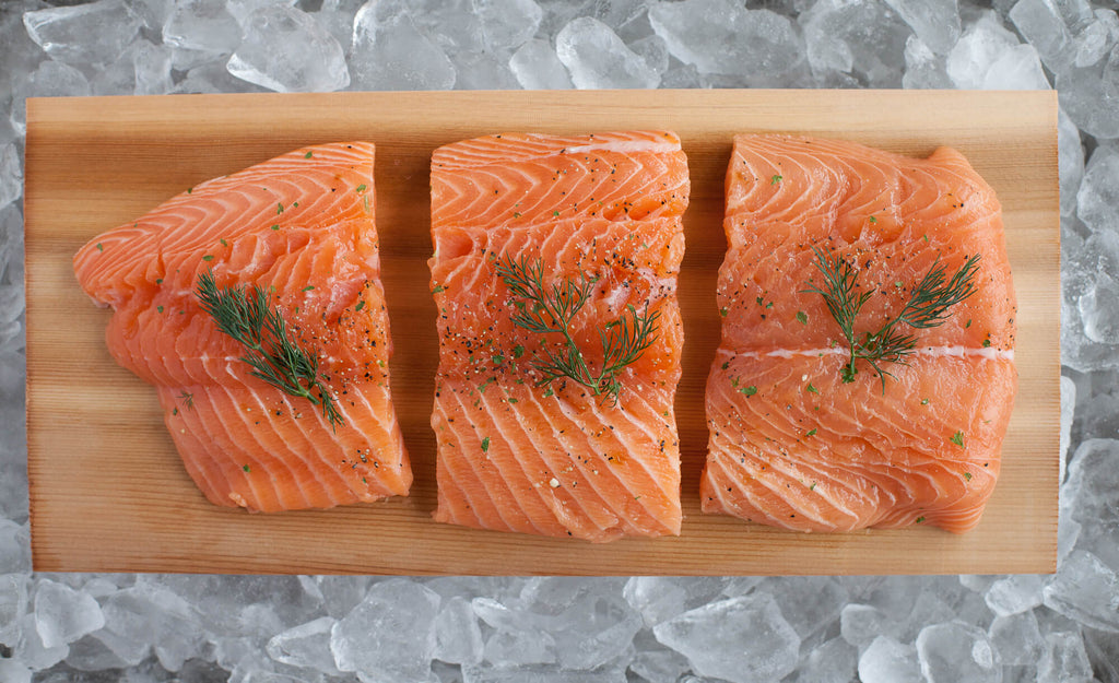 How to Choose Salmon at the Grocery Store