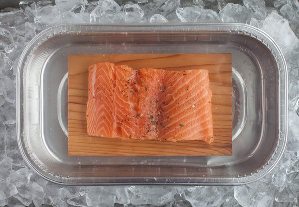 Catering Salmon