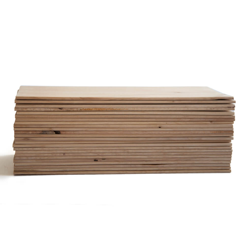 "Large Alder Quick Soak Grilling Planks - 7x15"" 24 Pack"