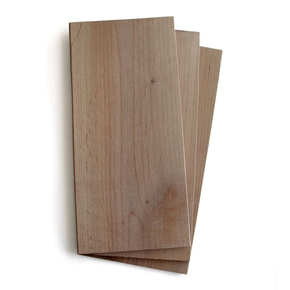 "Large Hickory Quick Soak Grilling Planks - 7x15"" 24 Pack"