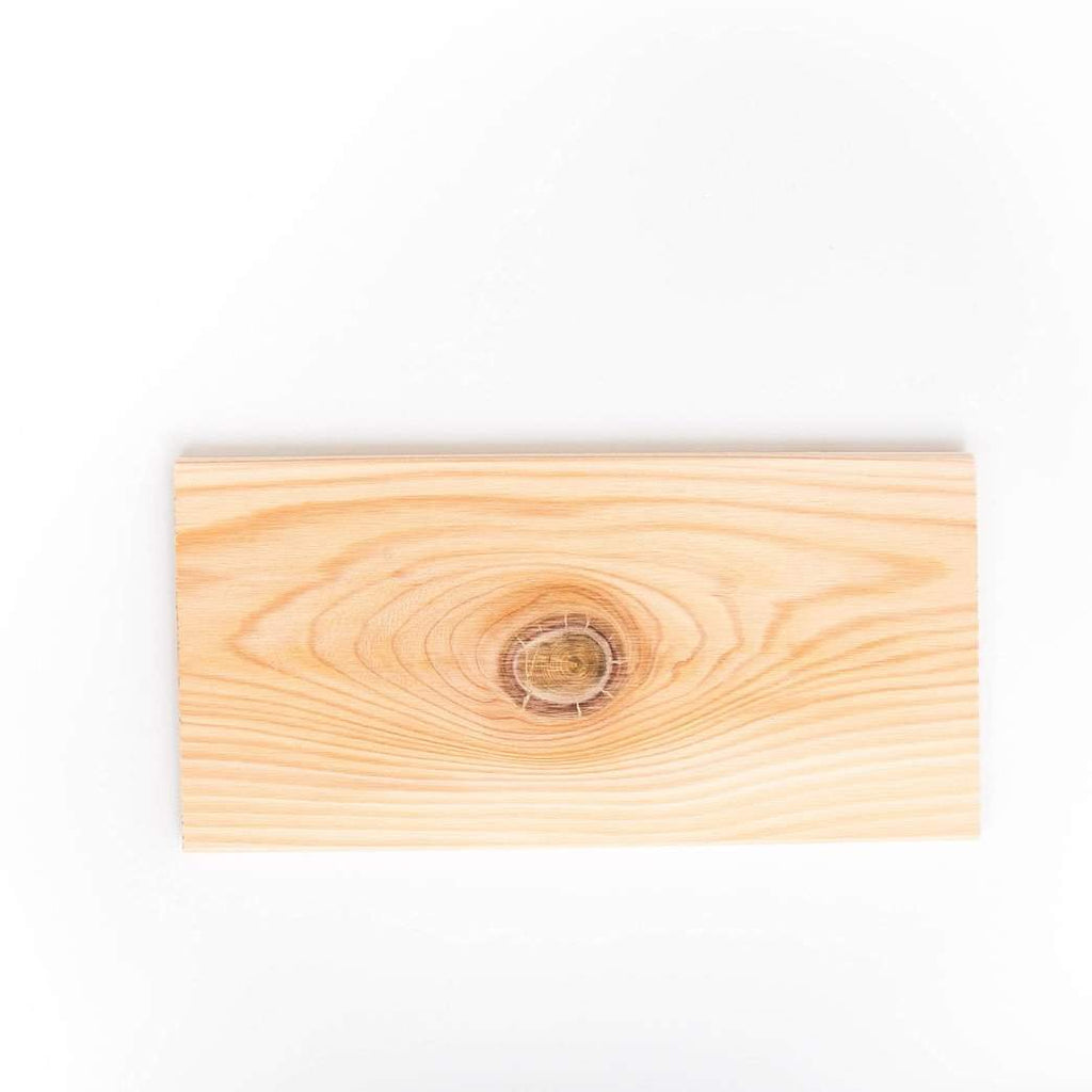 "Chef Pack: Cedar Grilling Plank 100 Pack: 3.5"" x 7"" (Single Serving)"