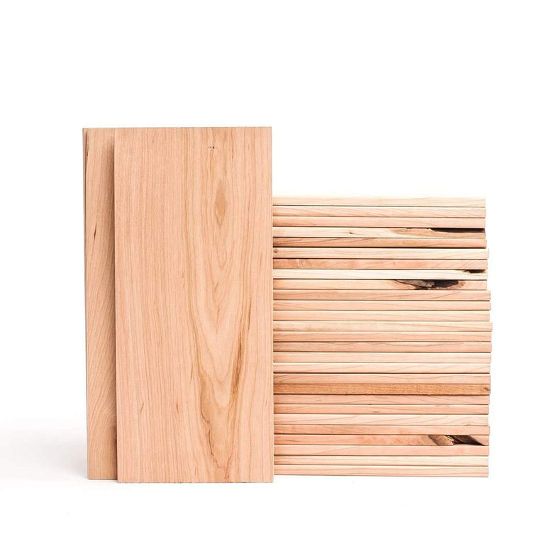 CLOSEOUT - Cherry Grilling Planks - 5x10