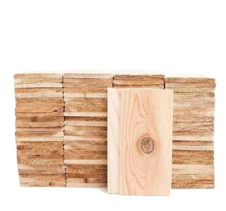 CLOSEOUT - Cedar Grilling Planks - 5x9