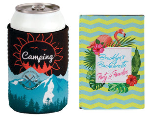 Can Cooler - Color Printed
