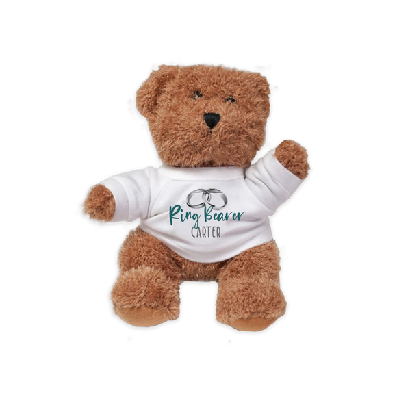 Teddy Bear - Personalized T-Shirt