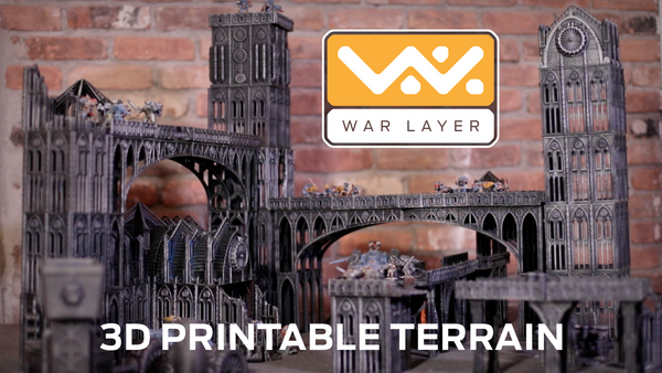 WarLayer - 3D printable wargaming terrain – WARLAYER