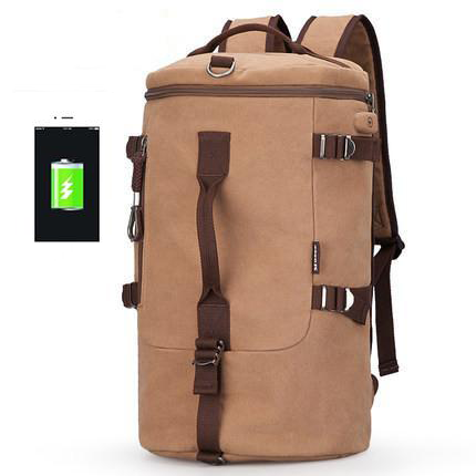 Vulcan Duffle-Bag with USB Charging Port