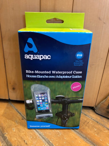 Aquapac Bike-mounted waterproof case