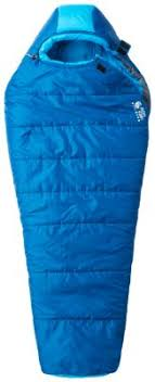 Mountain Hardwear Bozeman Womens Flame Sleeping bag -4c