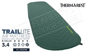 Therm-a-rest Traillite Self Inflatable Mat