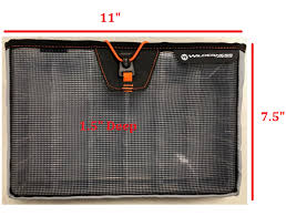 Wilderness Systems Mesh Storage Sleeve-Tackle Box