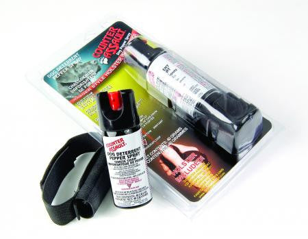 Dog Deterrent Pepper Spray