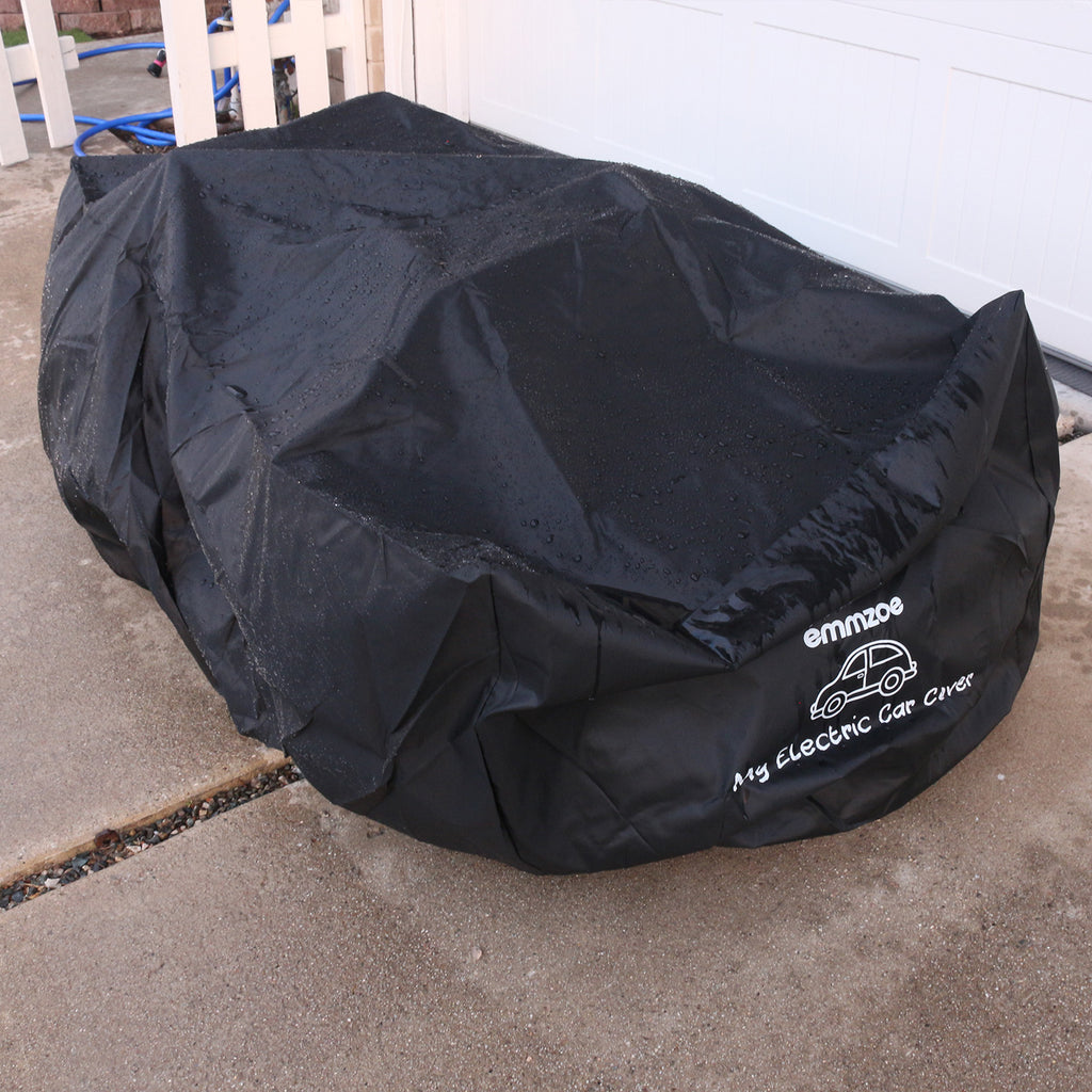 Electric Vehicles For Kids >> Emmzoe Ride On Car Cover For Kids Electric Vehicles