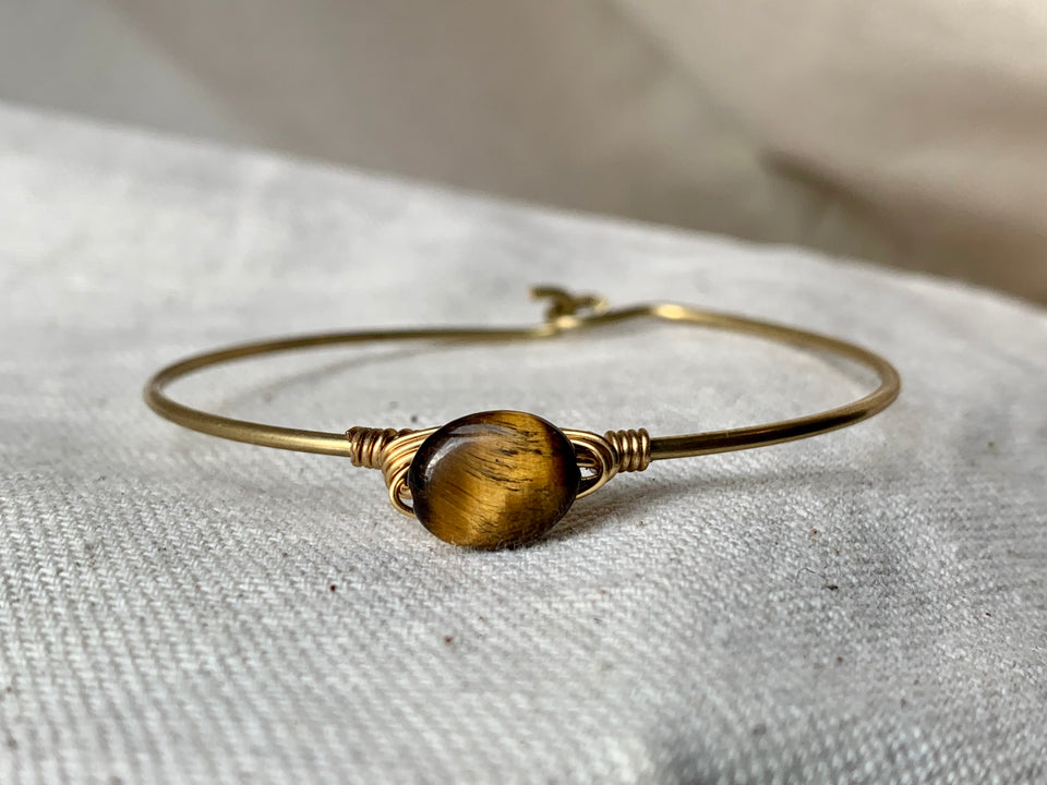 Tiger eye small bracelet