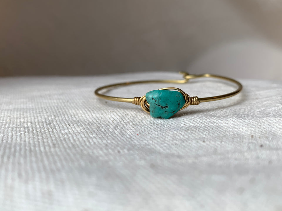 Turquoise small bracelet