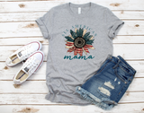 All American Mama Graphic Tee