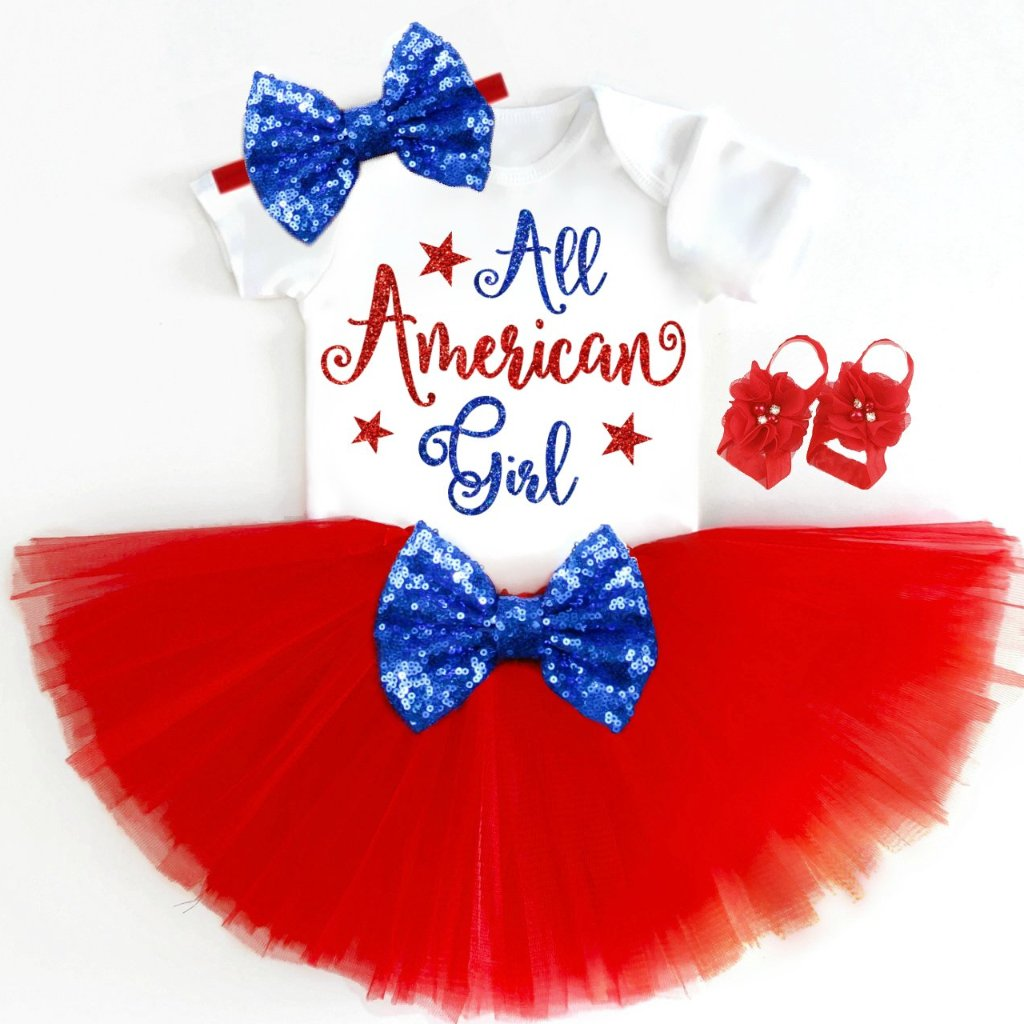 All American Girl Outfit