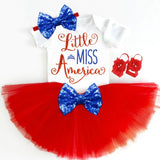 LITTLE MISS AMERICA OUTFIT - Minnie Mouse Birthday Outfit