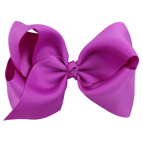 BIG PURPLE BOW