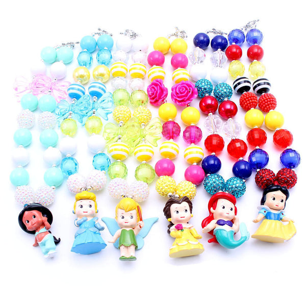 Disney Princess Necklaces