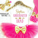 Kindergarten Graduation Shirt - Minnie Mouse Birthday Outfit