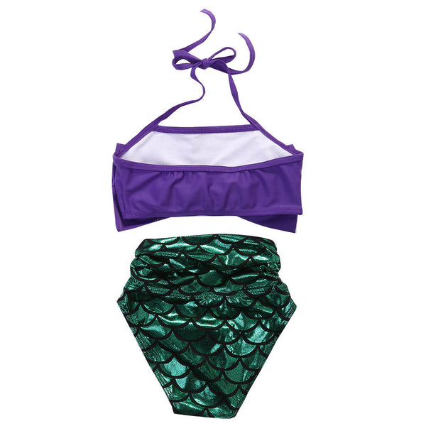 Little Mermaid Toddler Bikini