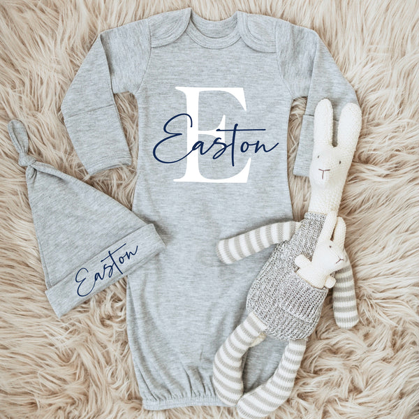 Personalized Baby Boy Outfit