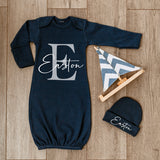 Personalized Newborn Boy Outfit