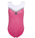 Toddler Gymnastics Leotard Pink