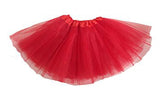 RED TUTU - Minnie Mouse Birthday Outfit