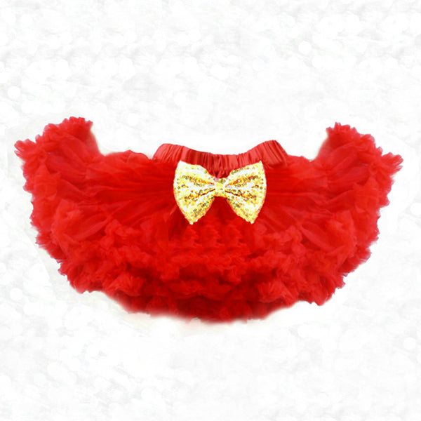 Red and Gold Tutu