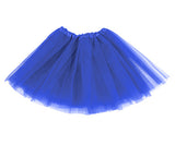 ROYAL BLUE TUTU - Minnie Mouse Birthday Outfit