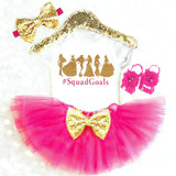 SQUADGOALS PRINCESS SHIRT - Minnie Mouse Birthday Outfit