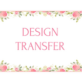 Design Transfer Iron On