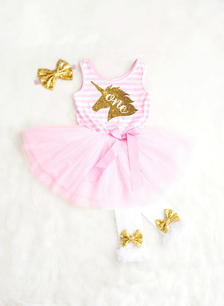Unicorn BIRTHDAY DRESS