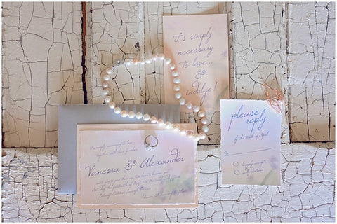 Wedding Stationery - Wedding Invitations - Barrie & GTA Weddings