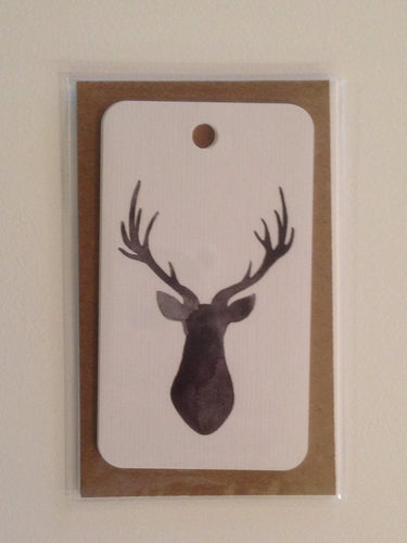 Antler Gift Tags