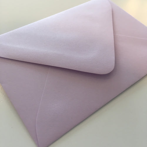 Grapesicle A7 Envelope